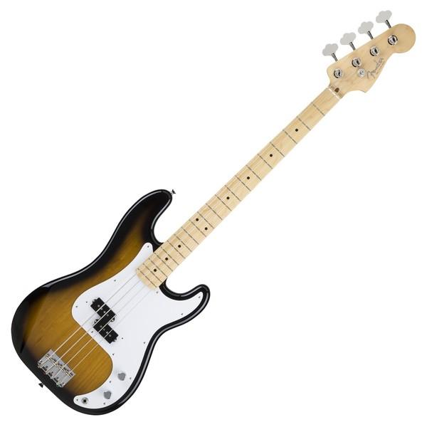 Fender MIJ Hybrid 50s Precision Bass MN, 2-Tone Sunburst
