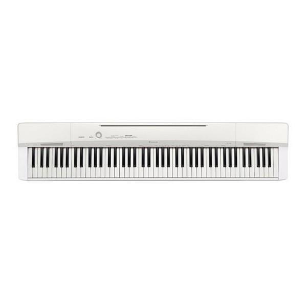 Casio Privia PX-160 Digital Piano, White