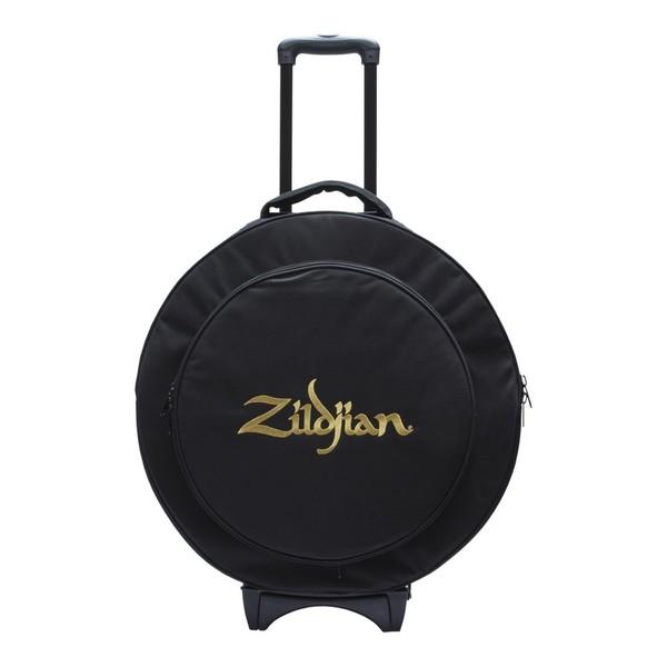 """Zildjian 22"""" Premium Rolling Cymbal Bag"""