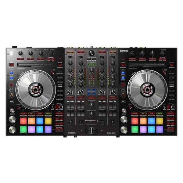 Pioneer DDJ-SX3 DJ Controller - Main