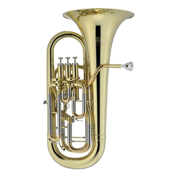 Jupiter JEP1120 Performers Euphonium, Clear Lacquer