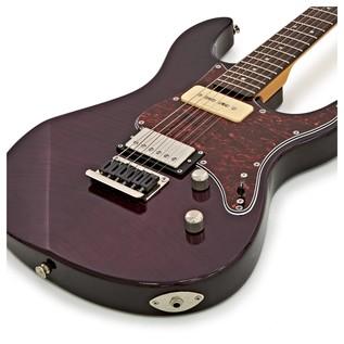Yamaha Pacifica 611 HFM, Trans Purple
