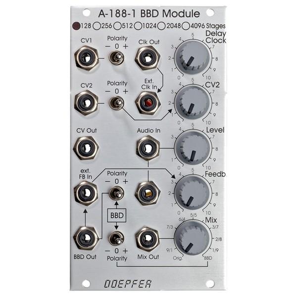 Doepfer A-188-1C - Front