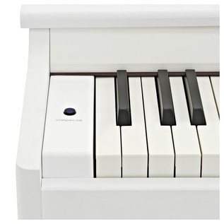 DP-6 Digital Piano by Gear4music + Accessory Pack, White