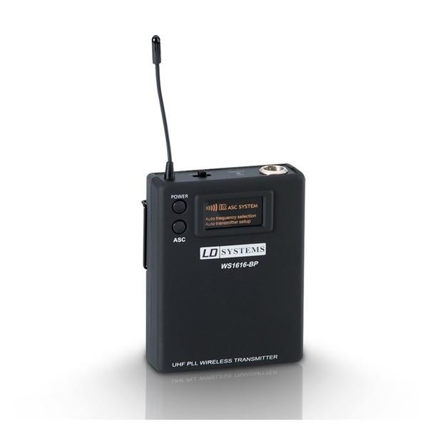 LD Systems Sweet SixTeen Bodypack Wireless Transmitter