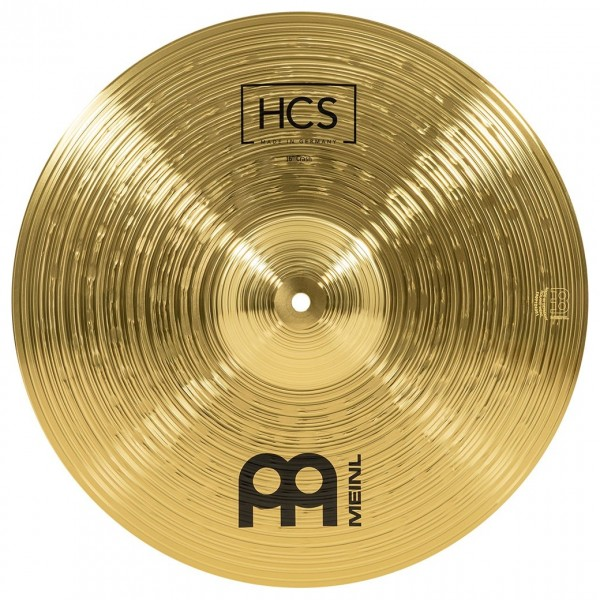 Meinl HCS 16'' Crash Cymbal - Main