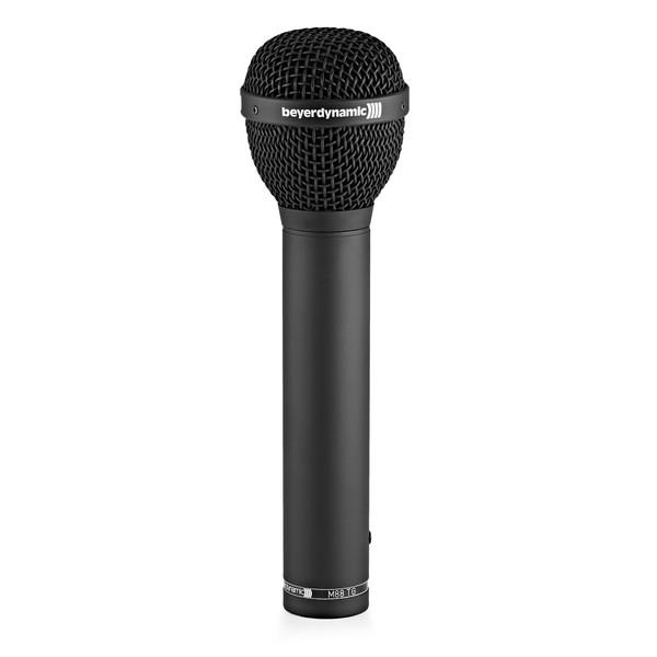 Beyerdynamic M88TG Hypercardioid Dynamic Microphone, Mic Upright