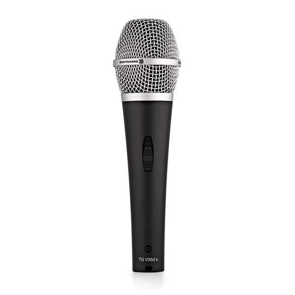 Beyerdynamic TG V35d s Dynamic Handheld Microphone with Switch main