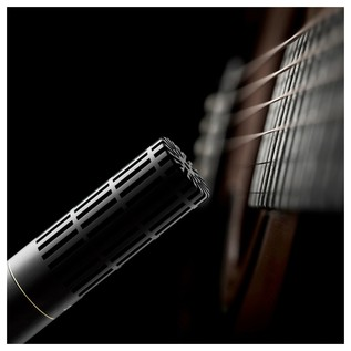 DPA d:dicate 2011 2011C Twin Diaphragm Condenser Mic, MMP-C, Recording Acoustic Guitar
