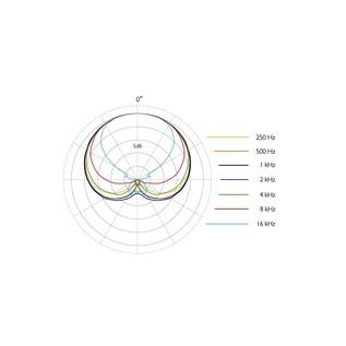 DPA d:dicate 2011C Polar Pattern