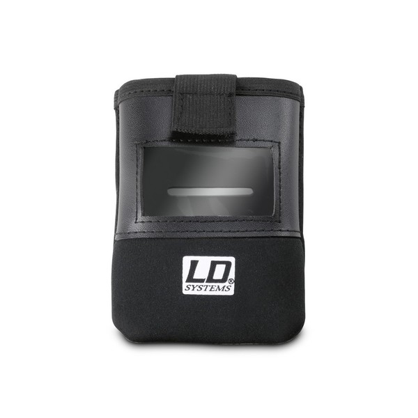LD Systems Bodypack Transmitter Pouch With Window
