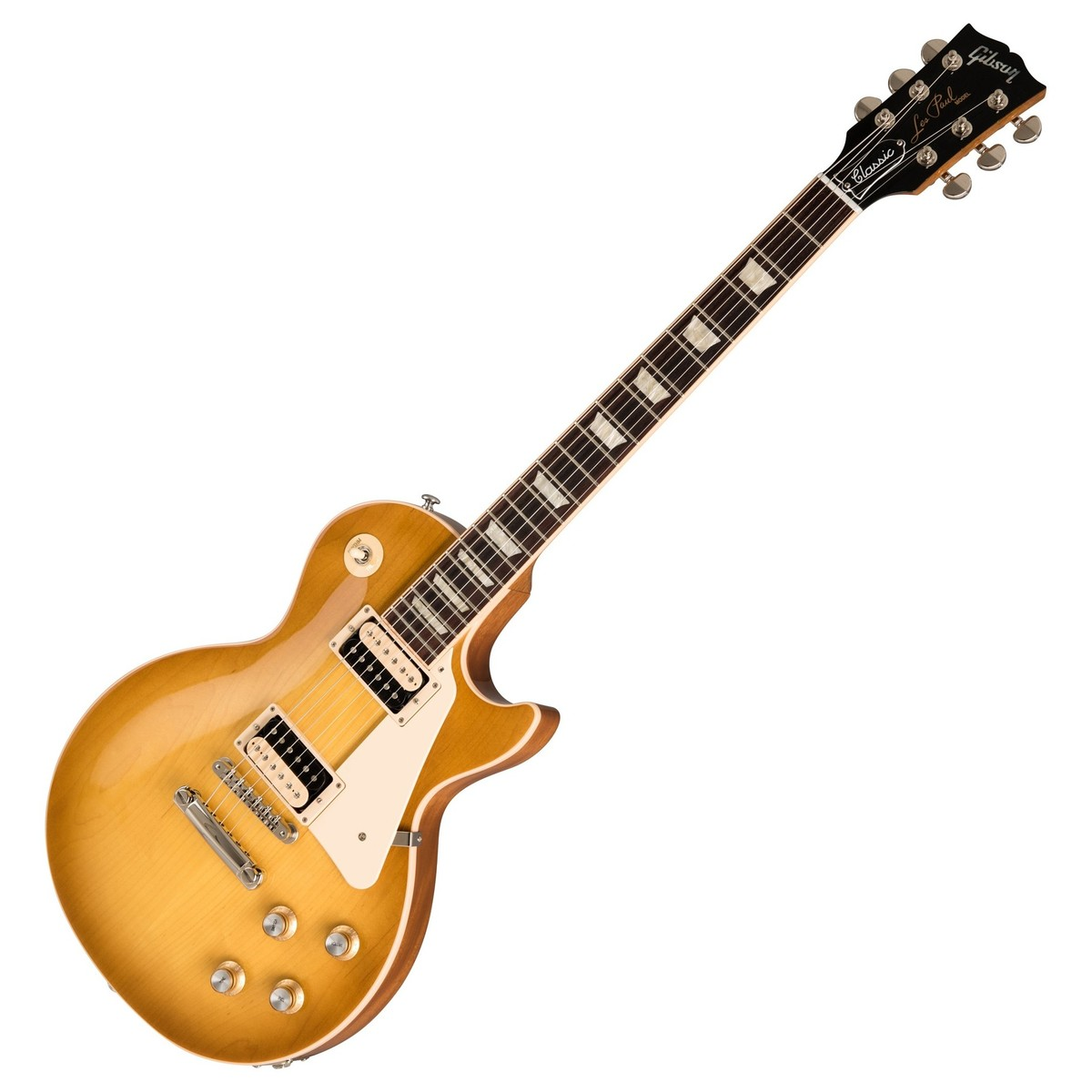 gibson les paul classic 2019 honeyburst at gear4music. Black Bedroom Furniture Sets. Home Design Ideas