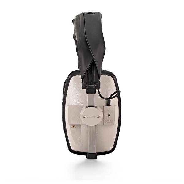 Beyerdynamic DT 100 Headphones, 400 Ohm, Grey side