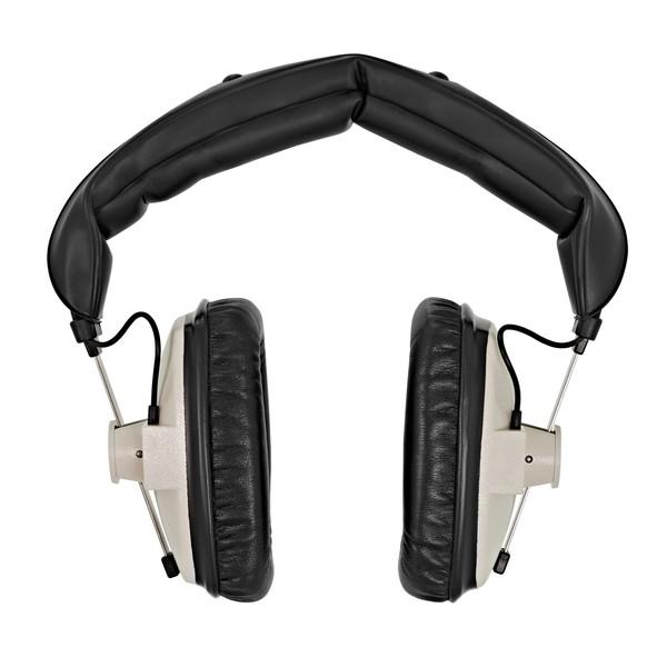Beyerdynamic DT 100 Headphones, 400 Ohm, Grey front