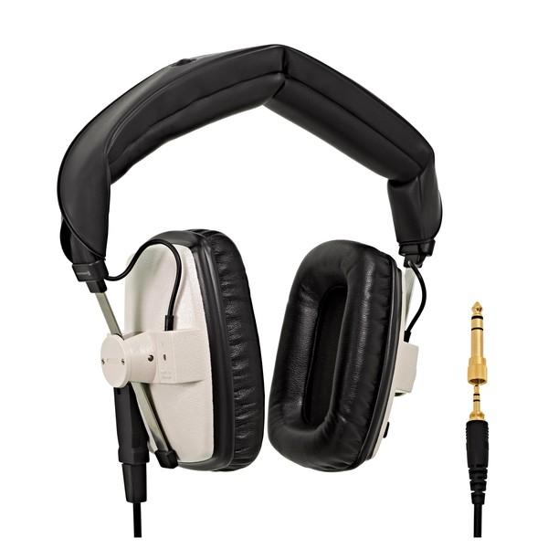 Beyerdynamic DT 100 Headphones, 400 Ohm, Grey cables