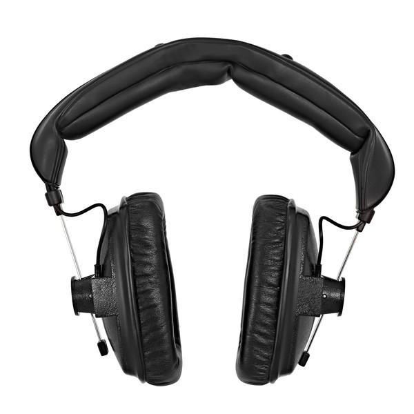 Beyerdynamic DT 100 Headphones, 400 Ohm, Black front