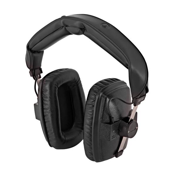 Beyerdynamic DT 100 Headphones, 400 Ohm, Black angle