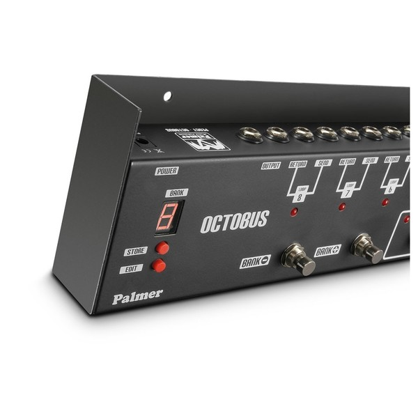 Palmer Octobus 8-Channel Programmable Loop Switcher Display