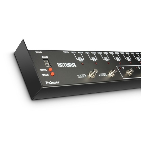 Palmer Octobus 8-Channel Programmable Loop Switcher Side