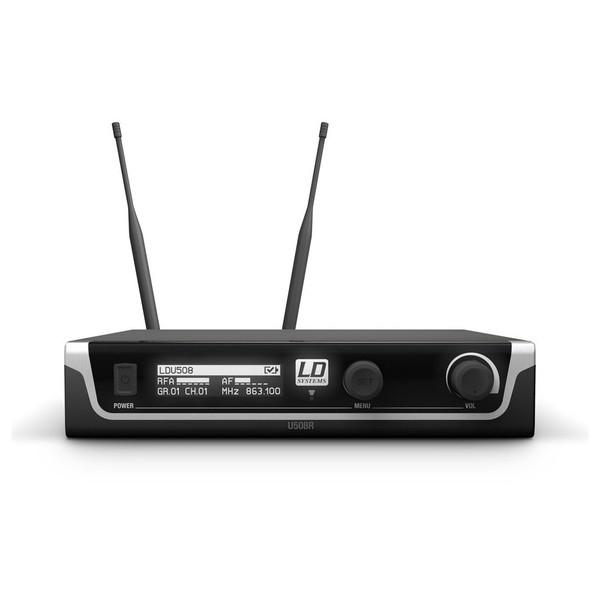 LD Systems U518 Single Wireless System Receiver