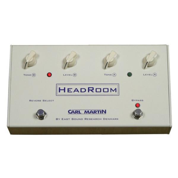 Carl Martin HeadRoom Spring Reverb Pedal