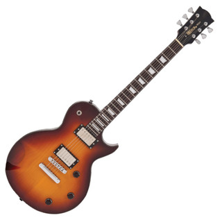 Fret King Black Label Eclat Standard, Tobacco Sunburst