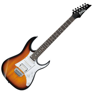 Ibanez GRG140 Electric Guitar, Sunburst