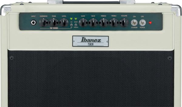 Ibanez TSA30 Tubescreamer 30w Guitar Amp - controls