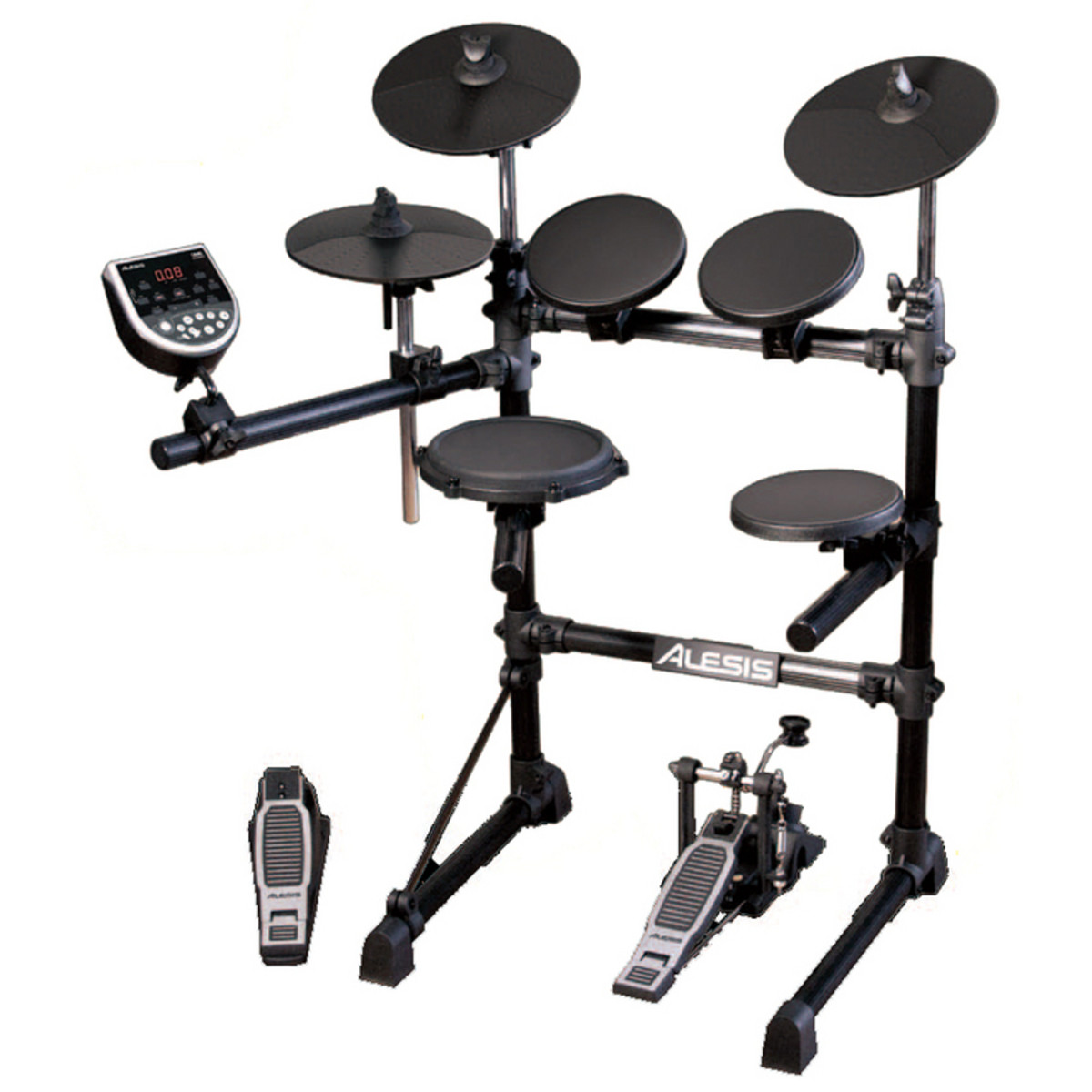 Alesis DM6 Session Kit 5-Piece Electronic Drum Kit at Gear4music