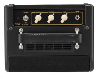 VOX AGA4-AT All-Tube Acoustic Guitar Amp - controls