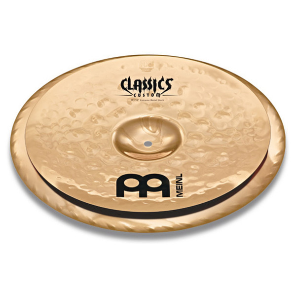 "Meinl Classic Custom Extreme Metal Stack 16""/18"""
