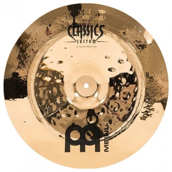 "Meinl Classic Custom Extreme Metal 16"" China"