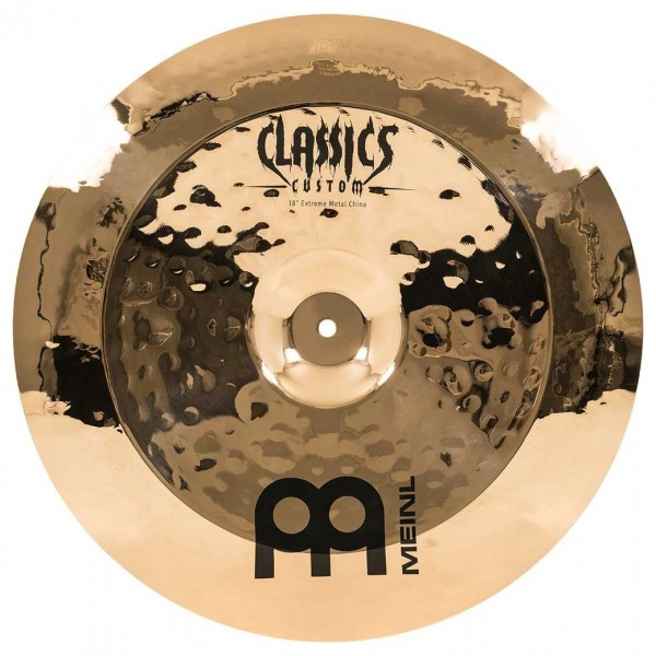 Meinl Classics Custom Extreme Metal 18'' China