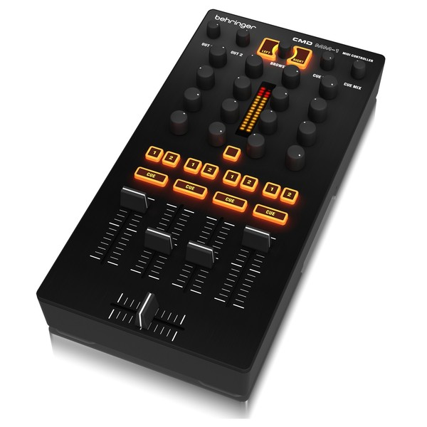 Behringer CMD MM-1 4-Channel Mixer-Based MIDI Module