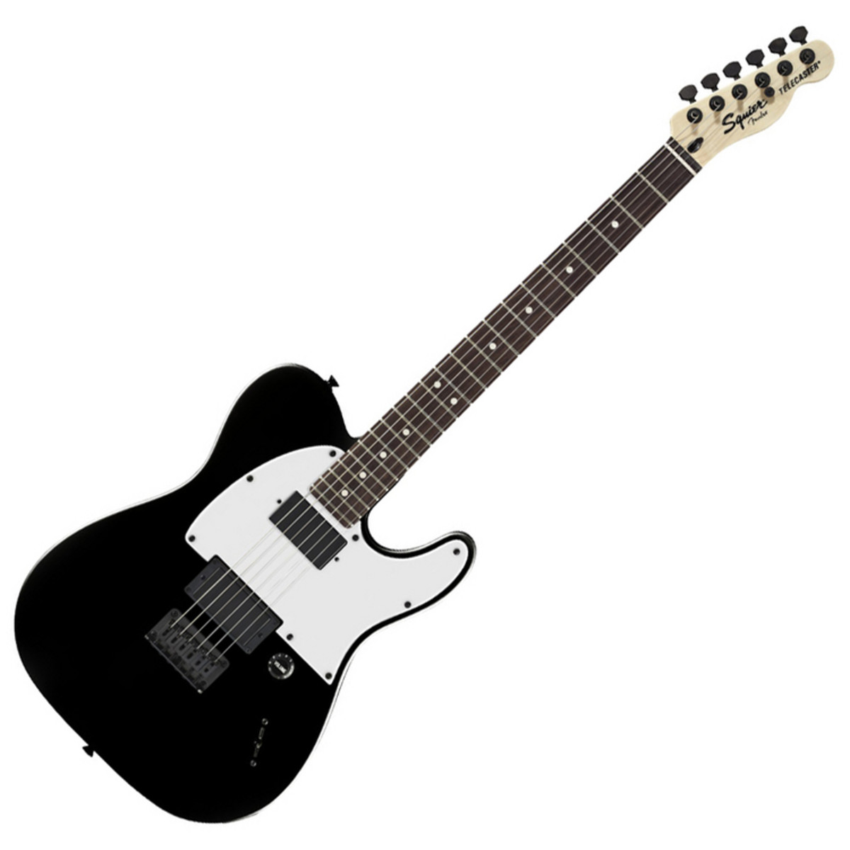 Squier by Fender Jim Root Telecaster, Flat Black at ...
