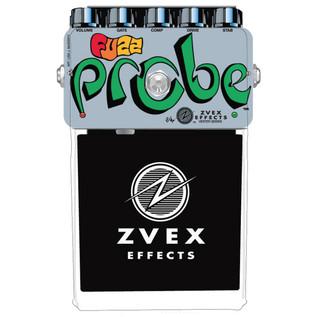 Z.VEX Vexter Fuzz Probe Guitar Pedal