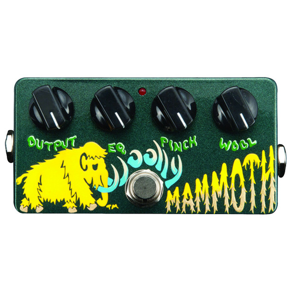 Z.Vex Woolly Mammoth Guitar Pedal