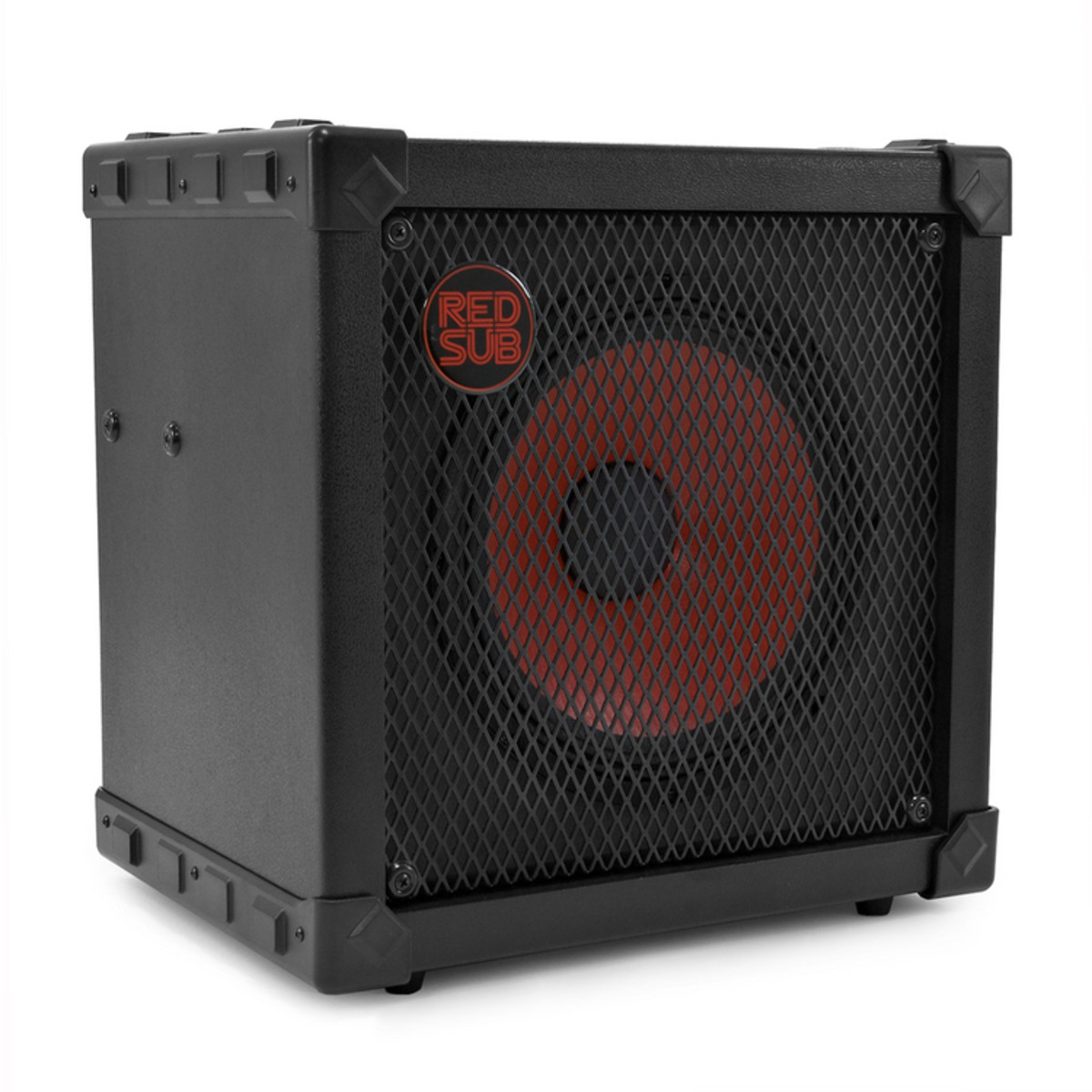 redsub be50 50w bass guitar amp at gear4music. Black Bedroom Furniture Sets. Home Design Ideas
