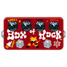 Z.Vex Box Of Rock handbemaltes Gitarrenpedal