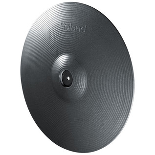 Roland CY-14C-MG V-Cymbal Crash - top