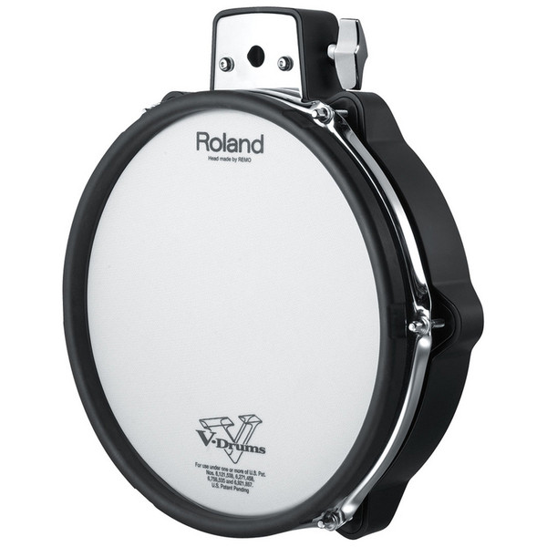 Roland PDX100 V Drum Pad - top