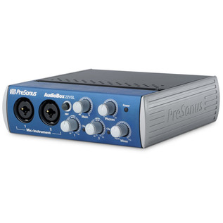 Presonus AudioBox 22SVL USB Audio Interface