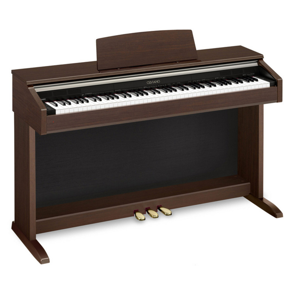 disc casio celviano ap 220 digital piano brown box opened at gear4music. Black Bedroom Furniture Sets. Home Design Ideas