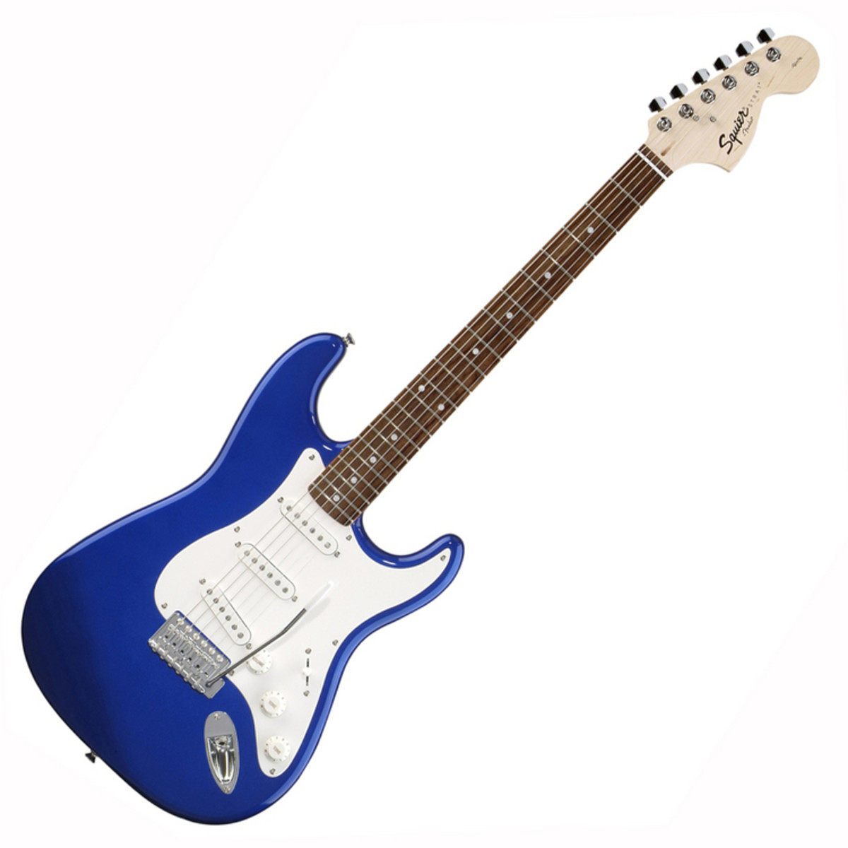 squier by fender affinity stratocaster metallic blue at gear4music. Black Bedroom Furniture Sets. Home Design Ideas
