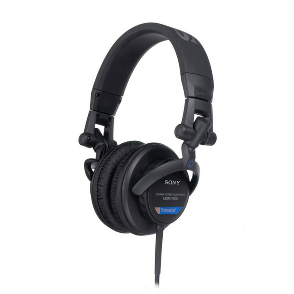 Sony MDR-7505 Stereo Headphones