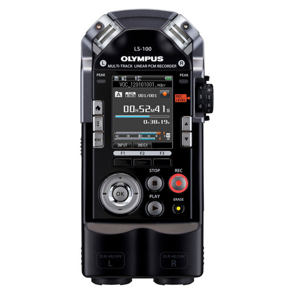 Olympus LS-100 Multi-track Linear PCM Portable Recorder