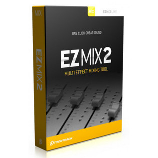 Toontrack EZmix 2 Mix SoftwareToontrack EZmix 2 Mix Software