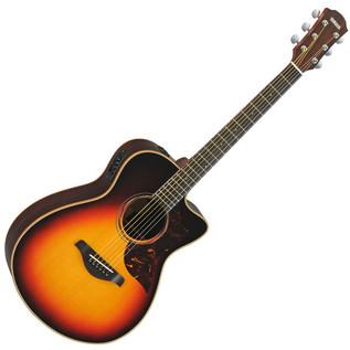 Yamaha AC3R A Series Electro Acoustic Guitar, Vintage Sunburst