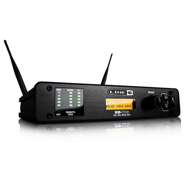 Line 6 XD-V75HS Digital Wireless Headset Mic System - receiver