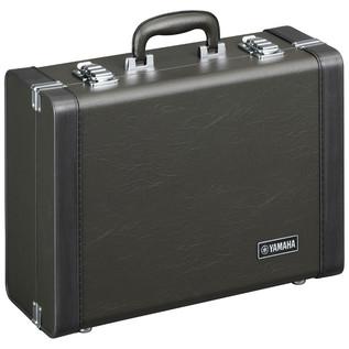 Yamaha YCR-4330GSII Intermediate Bb Cornet, Silver, MKII - case